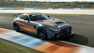 Mercedes-AMG GT4 został zmodernizowany