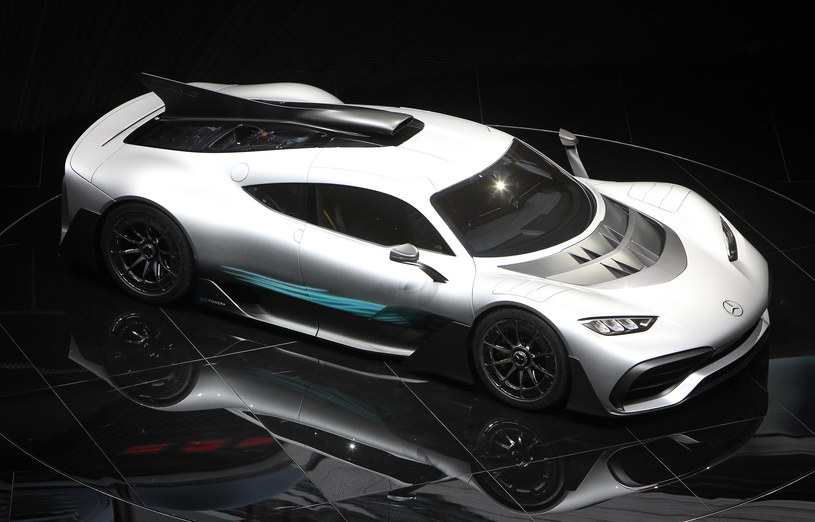 Mercedes-AMG Project One /AFP
