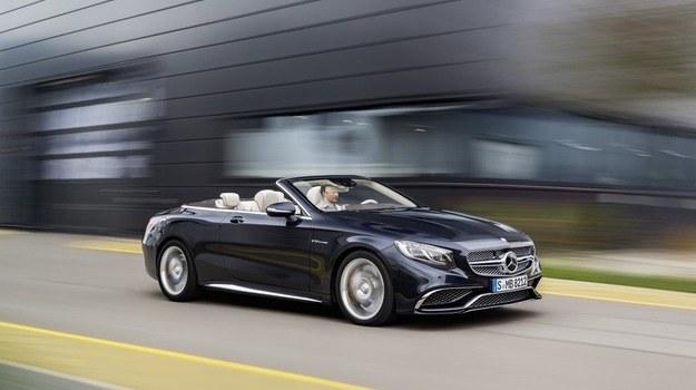 Mercedes-AMG S 65 Kabriolet /Mercedes