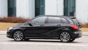 Mercedes B 200 CDI - test