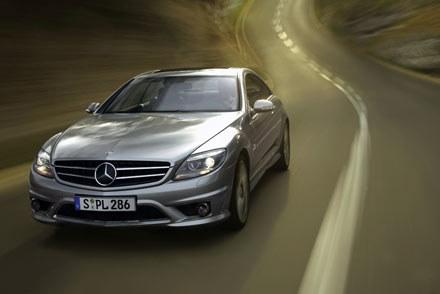 Mercedes-Benz CL 65 AMG /