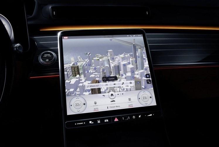 Mercedes-Benz User Experience /materiały prasowe