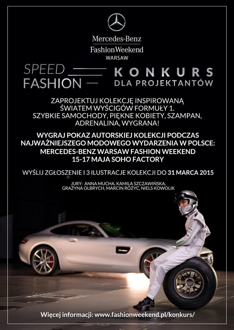 Mercedes-Benz Warsaw Fashion Weekend /Styl.pl/materiały prasowe