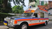 Mercedes Binz 2000: Gwiazda wśród ambulansów