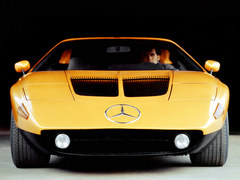 Mercedes C 111-II (1970)