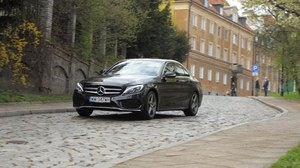Mercedes C 220 BlueTEC 7G-Tronic - test