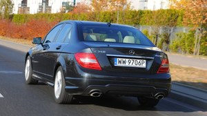 Mercedes C 350 4MATIC - test