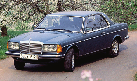 Mercedes C123 (1976-1985) /Mercedes