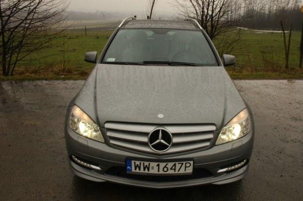 Mercedes C250CDI /INTERIA.PL