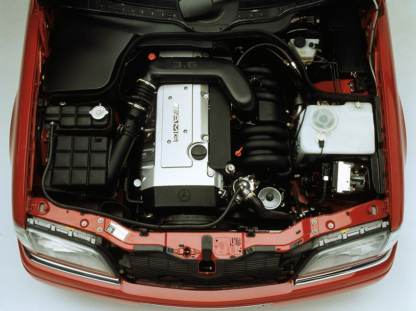 Mercedes C36 AMG /