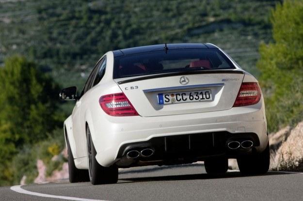 Mercedes C63 AMG /