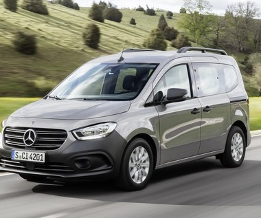 Mercedes Citan - premiera nowej generacji
