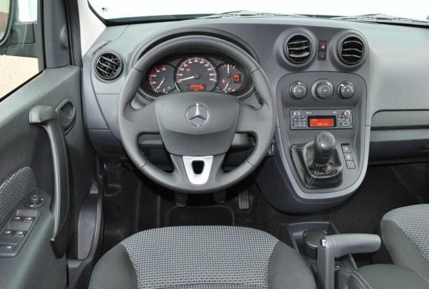 Mercedes Citan /INTERIA.PL
