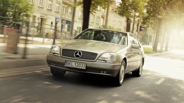 Mercedes CL C140 (1992-1998) /Motor