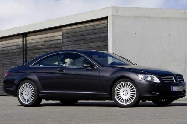 Mercedes CL /