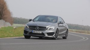 Mercedes CLA 200 Edition 1 - test
