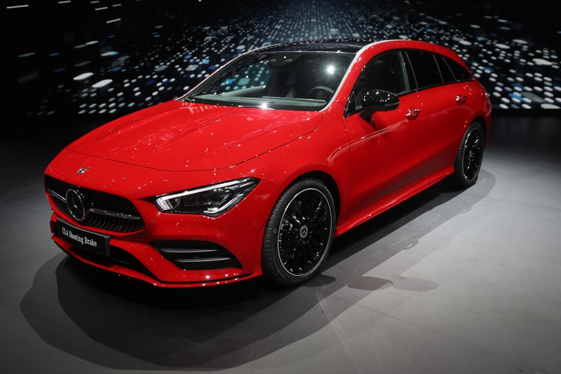 Mercedes CLA Shooting Brake /