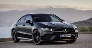 Mercedes CLA - tak wygląda druga generacja
