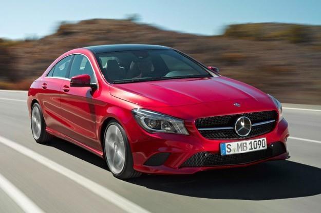 Mercedes CLA /