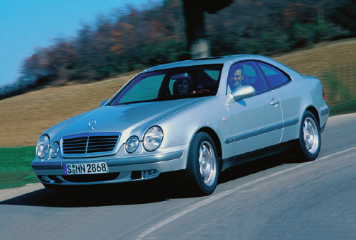 Mercedes CLK W208 (1997-2003) /Mercedes