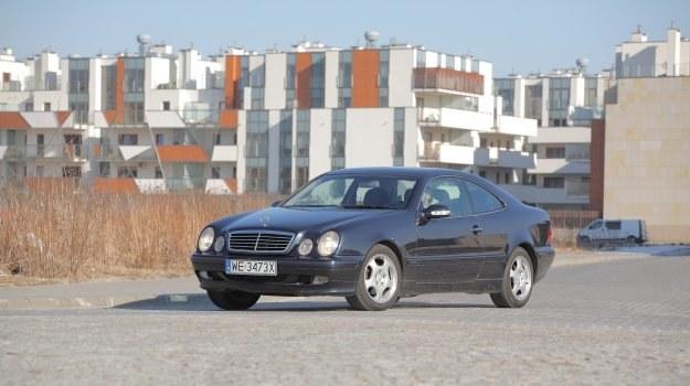 Mercedes CLK W208 - Gran Turismo po niemiecku. /Motor