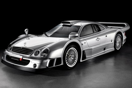 Mercedes CLR GTR coupe /