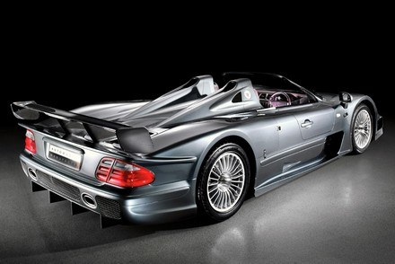 Mercedes CLR GTR roadster /