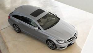 Mercedes CLS 63 AMG Shooting Brake - szybki debiut