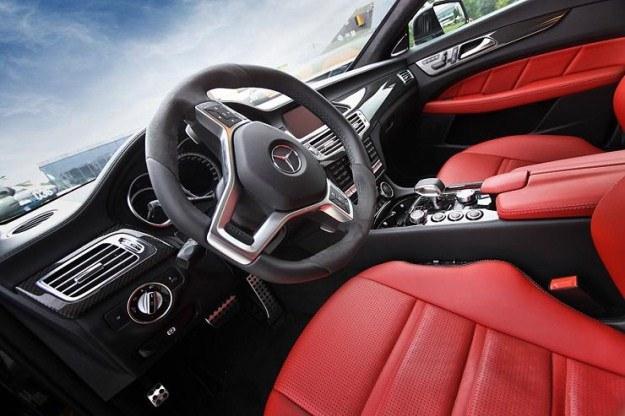 Mercedes CLS AMG / Fot: spheresis.com /INTERIA.PL