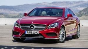 Mercedes CLS po liftingu - informacje i zdjęcia