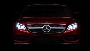 Mercedes CLS po liftingu