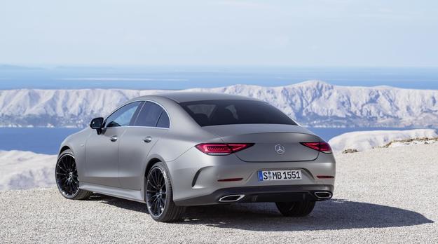 Mercedes CLS /Mercedes