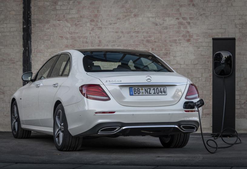 Mercedes E 300 de /