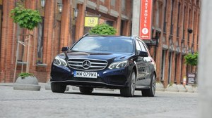 Mercedes E 350 BlueTEC 4MATIC Kombi Avantgarde - test