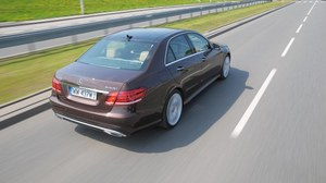 Mercedes E 350 BlueTEC 9G-Tronic - test