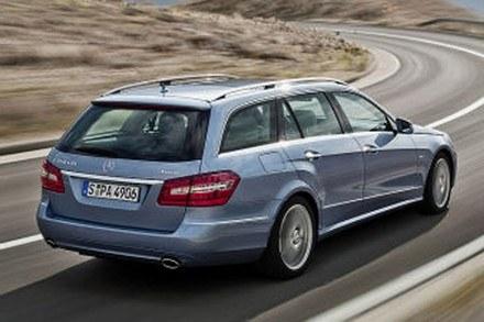 Mercedes E estate /INTERIA.PL