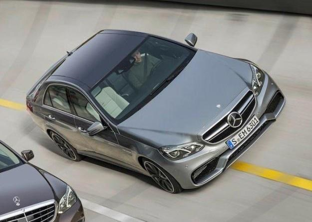 Mercedes E63 AMG /