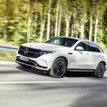 Mercedes EQC oficjalnie zaprezentowany