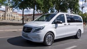 Mercedes eVito Tourer - poznaliśmy ceny