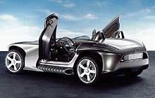 Mercedes F400 Carving /INTERIA.PL