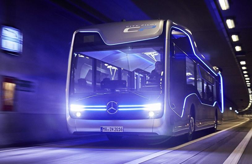 Mercedes Future Bus /