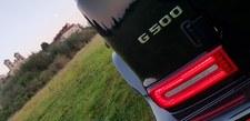 Mercedes G 500 V8 na zdjęciach