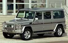 Mercedes G55 AMG /INTERIA.PL