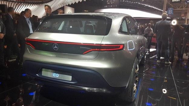 Mercedes Generation EQ /INTERIA.PL