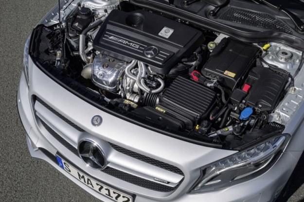 Mercedes GLA 45 AMG /