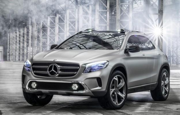 Mercedes GLA concept /