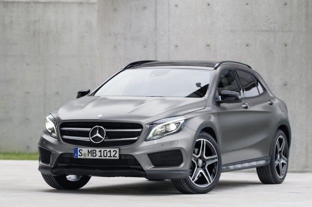 Mercedes GLA /