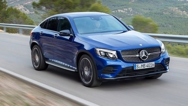 Mercedes GLC Coupe /Mercedes