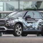 Mercedes GLC F-CELL. Wodorowe auto naładujesz w domu