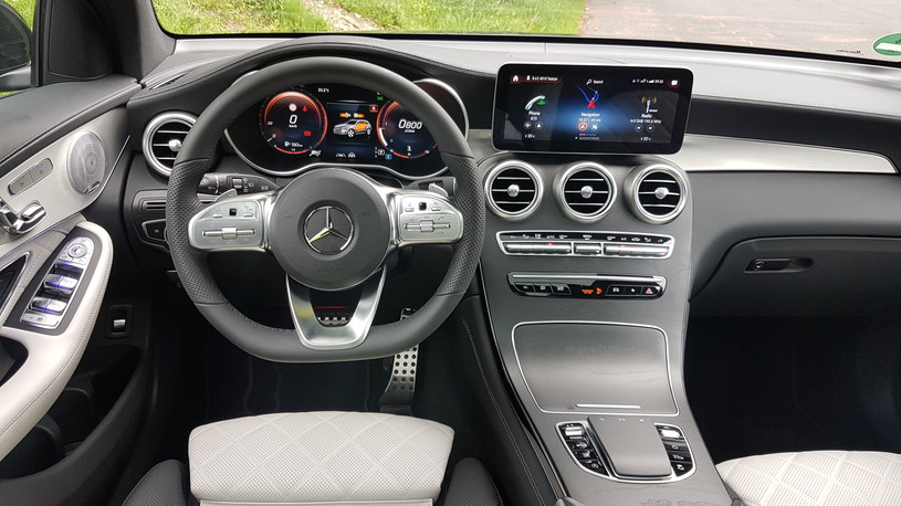 Mercedes GLC /INTERIA.PL